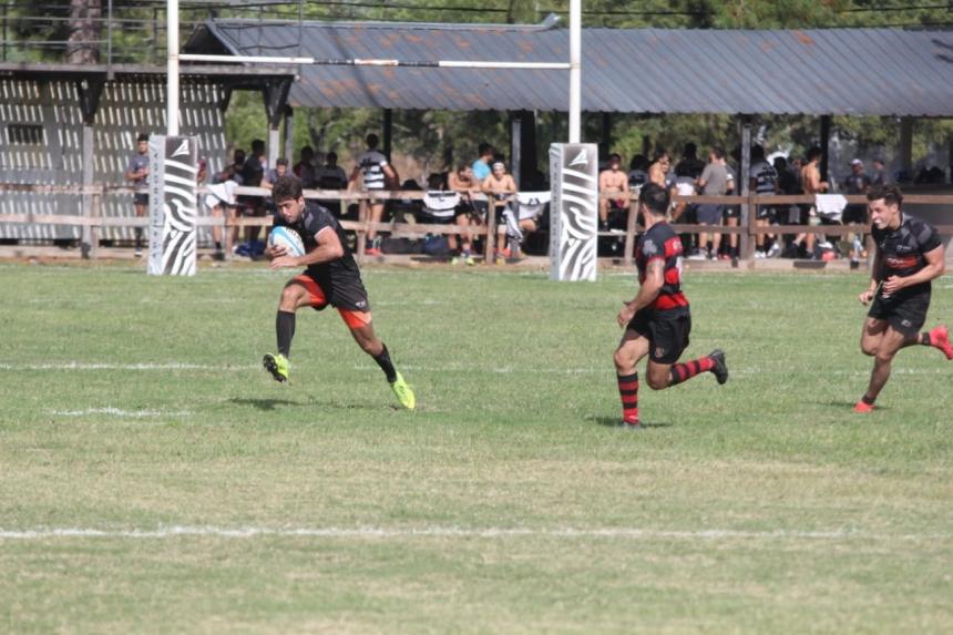 Con protocolo y sin público, volvió el rugby a la región