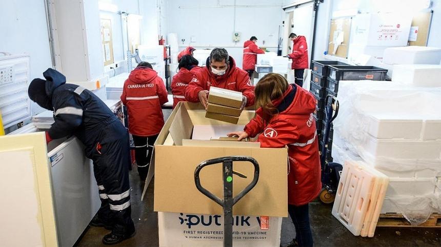 Corrientes recibirá otras 7.800 dosis de Sputnik V